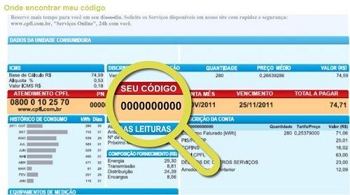 989f58ba1 Descobrir código da instalação elétrica – CPFL